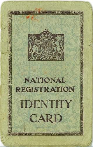 Click image for larger version.  Name:Doris Burton ID card.jpg Views:3594 Size:125.0 KB ID:58832