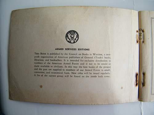 US armed forces condensed novel