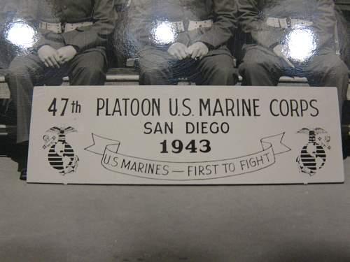 47th platoon USMC