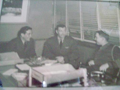 WWII photo (old timers only) - identify