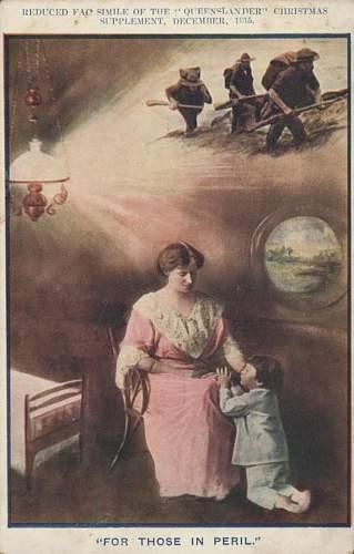 Christmas at home 1915