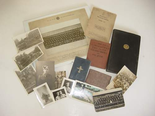 Click image for larger version.  Name:Northants Regt group..jpg Views:71 Size:143.2 KB ID:61984