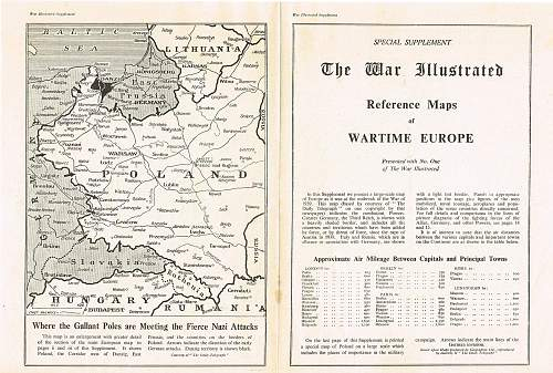 WWII war illustrated and other papers