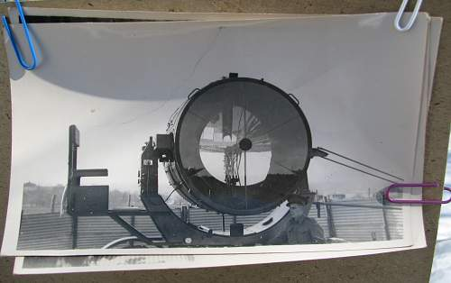 Aircraft  Detection equipment photos