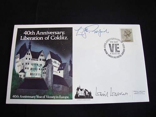 COLDITZ signature identification