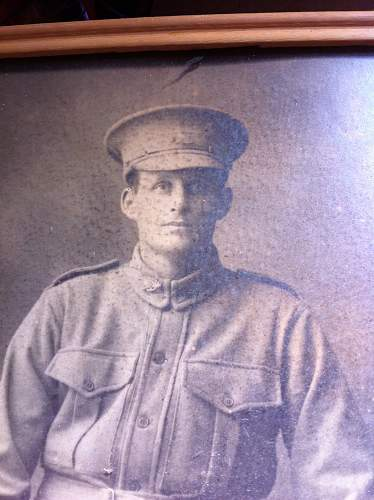 Can you tell me more abouth this Australian WW1 soldier ?
