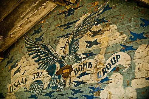 USAAF lost artwork