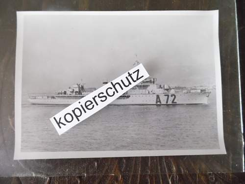 War ships official pictures