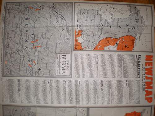 US Army Newsmap