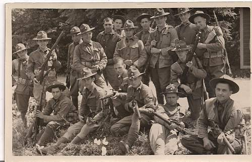 Click image for larger version.  Name:105th inf 27th div photo 002.jpg Views:98 Size:123.9 KB ID:74644