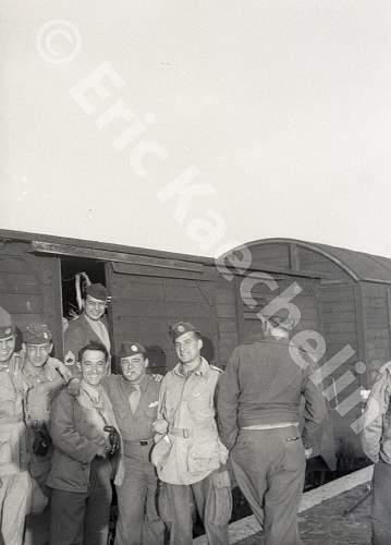 WWII 101st Airborne - Developed Negatives