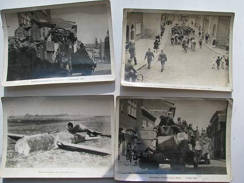 Photos with Dutch text ?