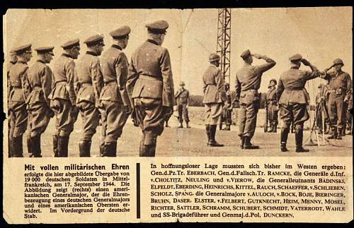 Propaganda Leaflets