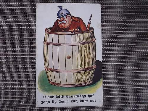 Allied Postcards