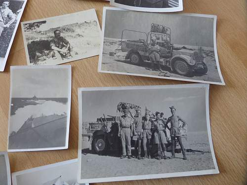 Some interesting photos from the flea market