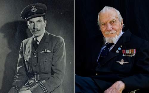 Bomber Command Autographs