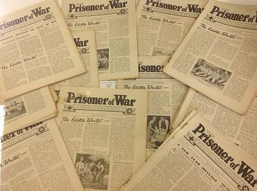 PoW magazines