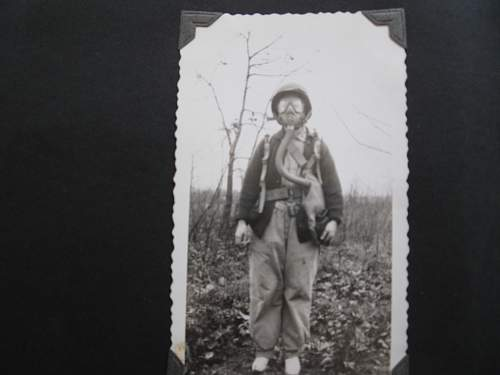 Photo album of 1st Lt. White