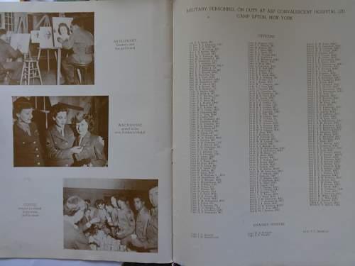 Shrapnel, Loot and German Women