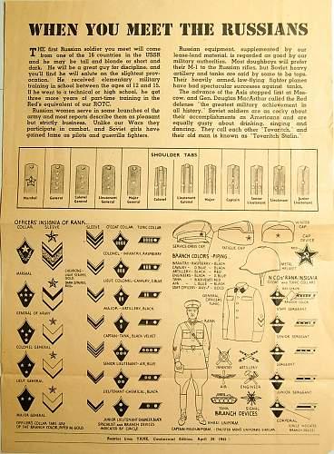 If the Invader comes - leaflet