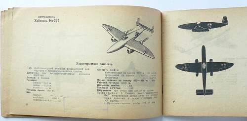 "PKKA Air Force Book ""NEW GERMAN AIRCRAFTS"""