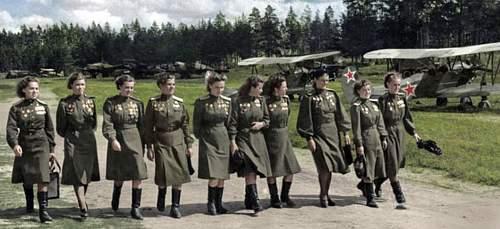 The Russian Girls !