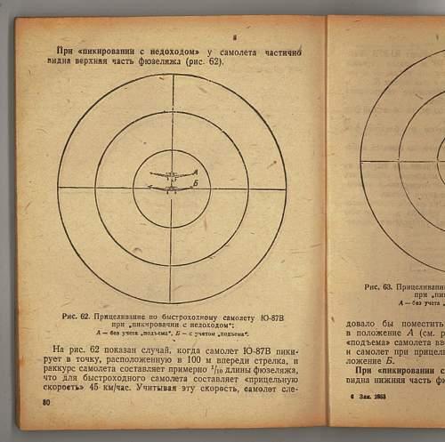 1941 Soviet RGD-33 Grenade Manual