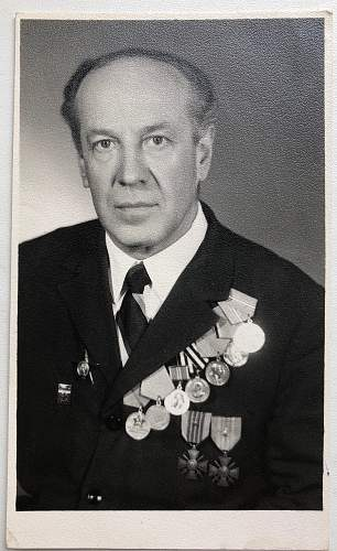 Soviets with Foreign awards