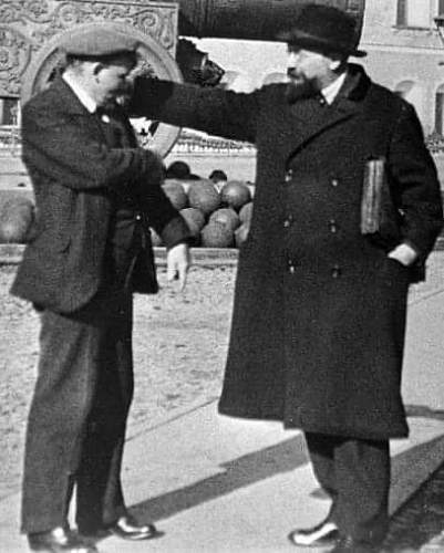 Lenin's personal secretary