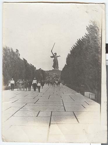 Mother Russia Statue - Volgograd