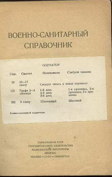 Click image for larger version.  Name:MILITARY MEDICAL HANDBOOK INSIDE resized.jpg Views:75 Size:36.7 KB ID:19437