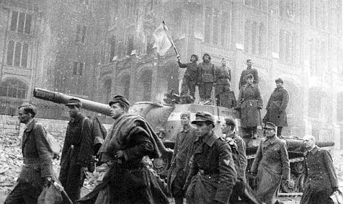 The Final Days of the Reich