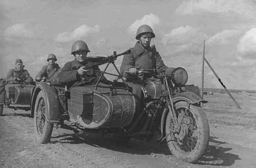 Soviet WW2 photos. Mix of interesting pictures