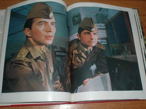 Soviet Army Books of the 1970's & 80's