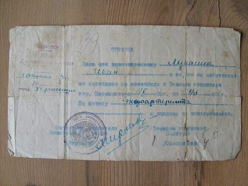 Division Field Hospital document