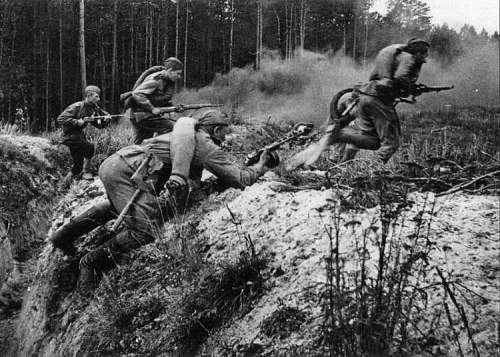 Some interesting pictures from Soviet side
