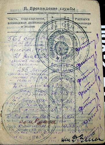 Russian ID of some sort....