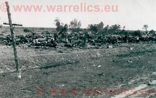 Eastern front in pictures- enemy side pictures