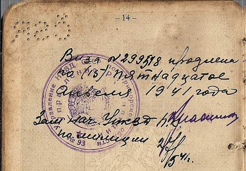 some help with Russian text and writings...
