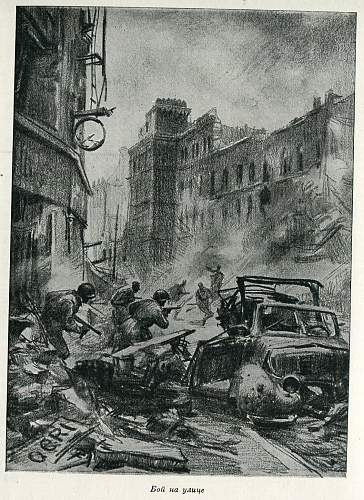 'Berlin Assault' book.