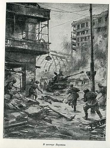 'Berlin Assault' book.