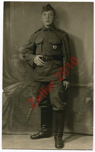 uniform to ID