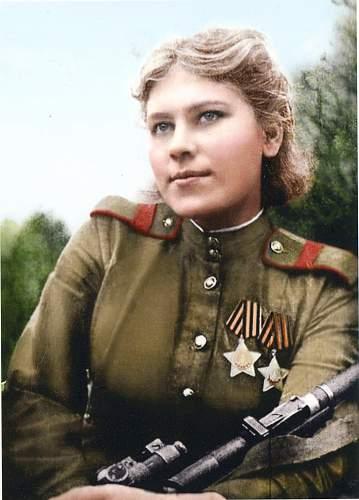 Click image for larger version.  Name:Rosa Egorovna Shanina.jpg Views:1612 Size:317.8 KB ID:794937
