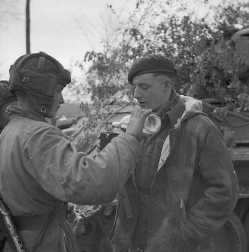 Click image for larger version.  Name:Victory-in-the-West-April-May-1945-Royal-Engineer-Sapper-Griffiths-celebrating-the-link-up-of-Br.jpg Views:27 Size:60.7 KB ID:836709