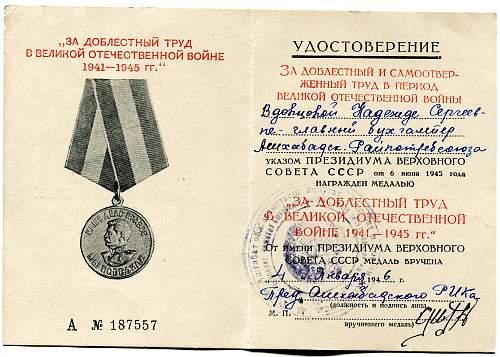 Click image for larger version.  Name:Nadezhda Sergeevna Vdovtsova Labor Victory.jpg Views:45 Size:331.6 KB ID:876074