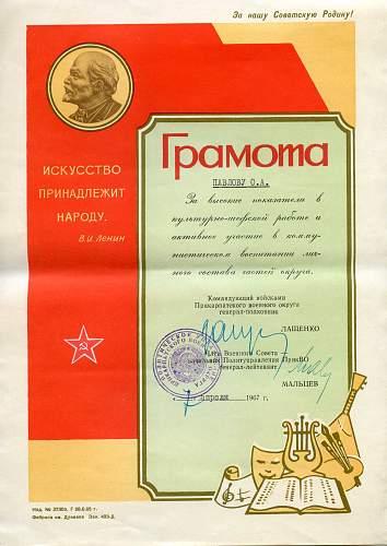 Click image for larger version.  Name:O. A. Pavlov - Gramota.jpg Views:59 Size:325.8 KB ID:915766