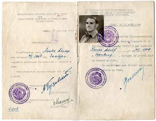 Russian signatures & names