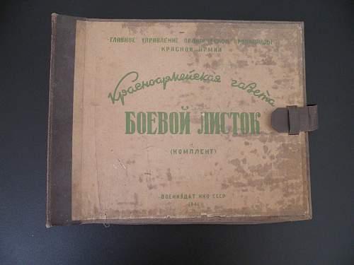 Political propaganda Box