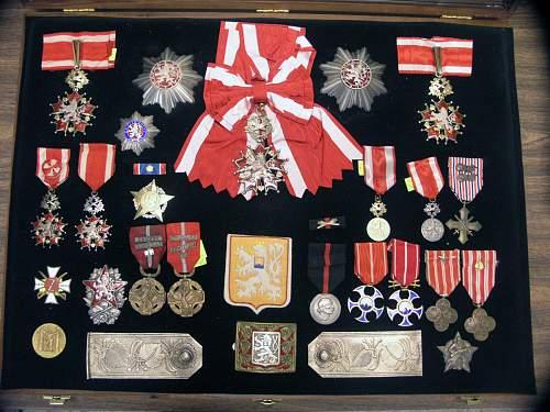 My Czechoslovak Collection