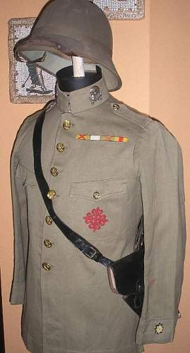 Chetnik Skull Cockade